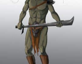 Nro 16 kilpailuun Monster Concept Art käyttäjältä lukadudic