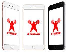 Nro 42 kilpailuun App logo for the gym käyttäjältä javvadveerani