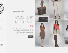 #31 for Build a Website for Fashion Label by dnyakana