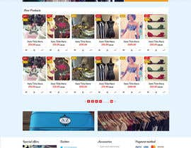 #17 for Build a Website for Fashion Label by preside