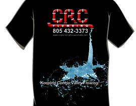 milanpavikevik tarafından Water Design T-Shirt için no 17