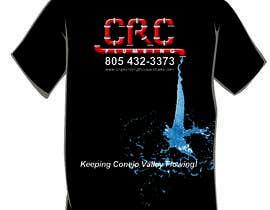 Nro 19 kilpailuun Water Design T-Shirt käyttäjältä YessaY
