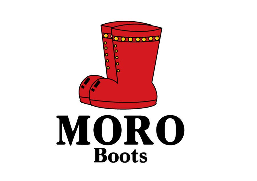 Contest Entry #                                        45                                      for                                         Make our LOGO Great! MoroBoots.com