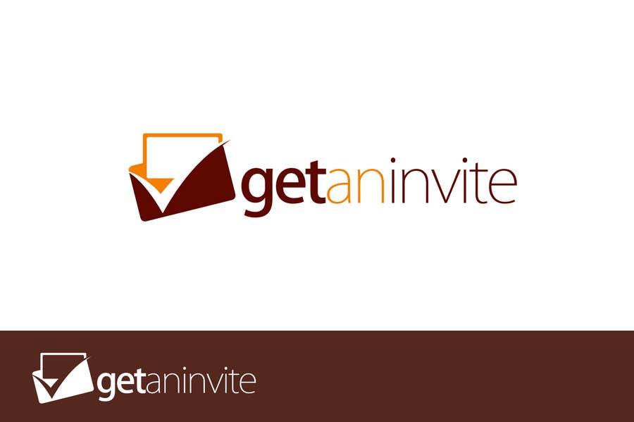 Inscrição nº 162 do Concurso para Logo Design for GetAnInvite