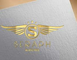 Nro 40 kilpailuun Design a Logo for Seraph Watches     . käyttäjältä rahulchh
