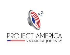 nº 32 pour Design a Logo for Project America par AWAIS0