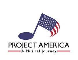 nº 7 pour Design a Logo for Project America par laurentiufilon