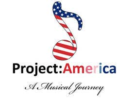 #37 for Design a Logo for Project America by jgzambranocampo