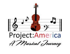 #40 para Design a Logo for Project America por jgzambranocampo