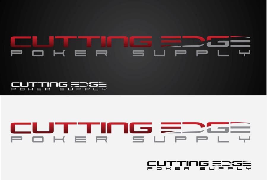 "Bài tham dự cuộc thi #                                        106                                      cho                                         Design a Logo for ""Cutting Edge Poker Supply"""