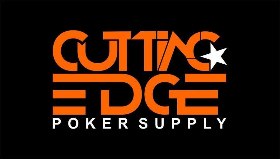 "Bài tham dự cuộc thi #                                        73                                      cho                                         Design a Logo for ""Cutting Edge Poker Supply"""