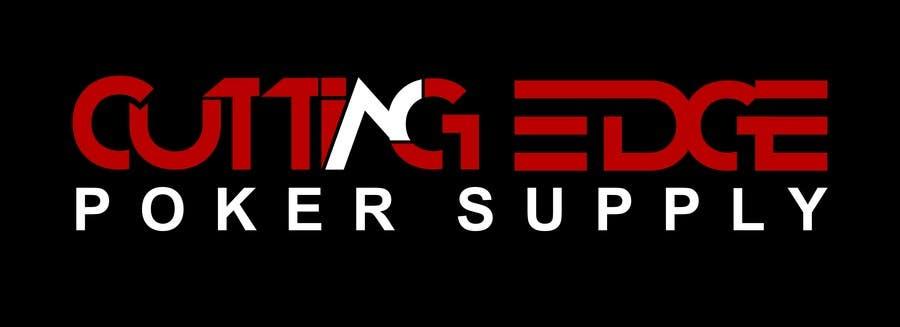 "Bài tham dự cuộc thi #                                        119                                      cho                                         Design a Logo for ""Cutting Edge Poker Supply"""