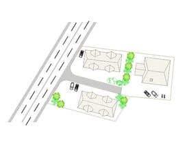 Nro 6 kilpailuun Residential Site Plan käyttäjältä prasaddon1