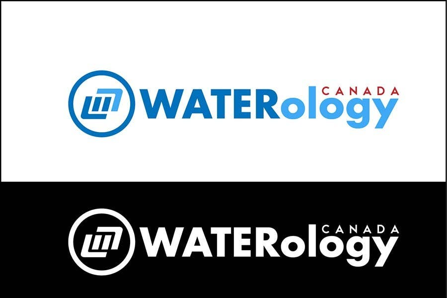 #15 for Design a Logo for WATERology Canada by iakabir