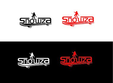 "Graphic Design Contest Entry #71 for Design a Logo for Online Business ""Snowza"""