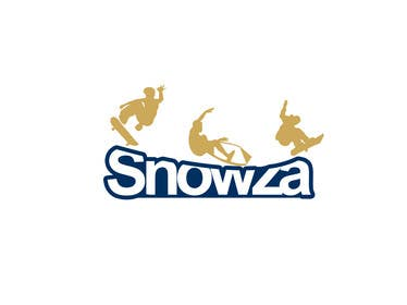 "Graphic Design Contest Entry #107 for Design a Logo for Online Business ""Snowza"""