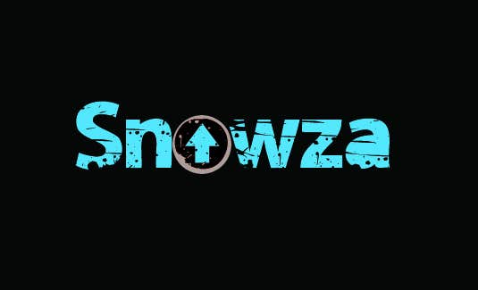 "#110 for Design a Logo for Online Business ""Snowza"" by mahade87"
