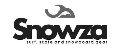 "Graphic Design Contest Entry #86 for Design a Logo for Online Business ""Snowza"""