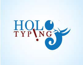 #11 for Design a Logo for our tutorials website HOLOTYPING af blaketamiko