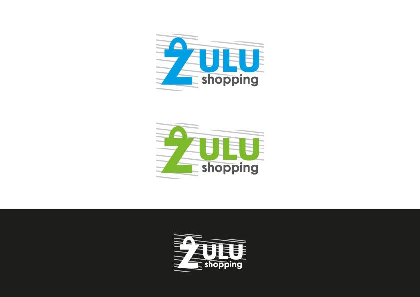 Konkurrenceindlæg #46 for Design a Logo for Zulu Shopping