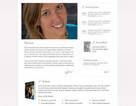 #17 para Design a Website for author / book writter por Pavithranmm