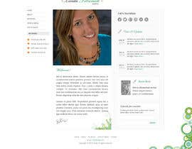 #39 para Design a Website for author / book writter por Pavithranmm
