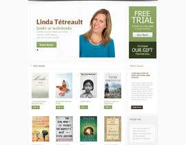 #24 para Design a Website for author / book writter por preside