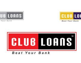 nº 61 pour Design a Logo for Club Loans par webmastersud