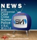 Design a Banner for Sure News için Graphic Design28 No.lu Yarışma Girdisi