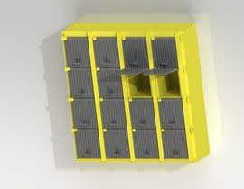 anatol33 tarafından Design a mini locker için no 10