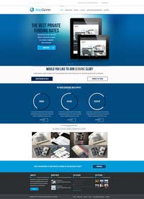 #19 untuk Design a Website Mockup for I.T. Consulting/Development company oleh logodesire