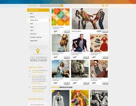 #40 para eCommerce website design and logo por imthex