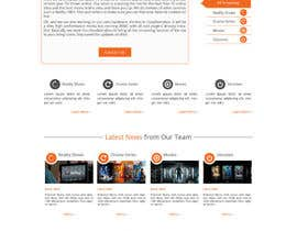 #23 cho Design a Website Mockup for Cloudberry mediabox bởi lauranl