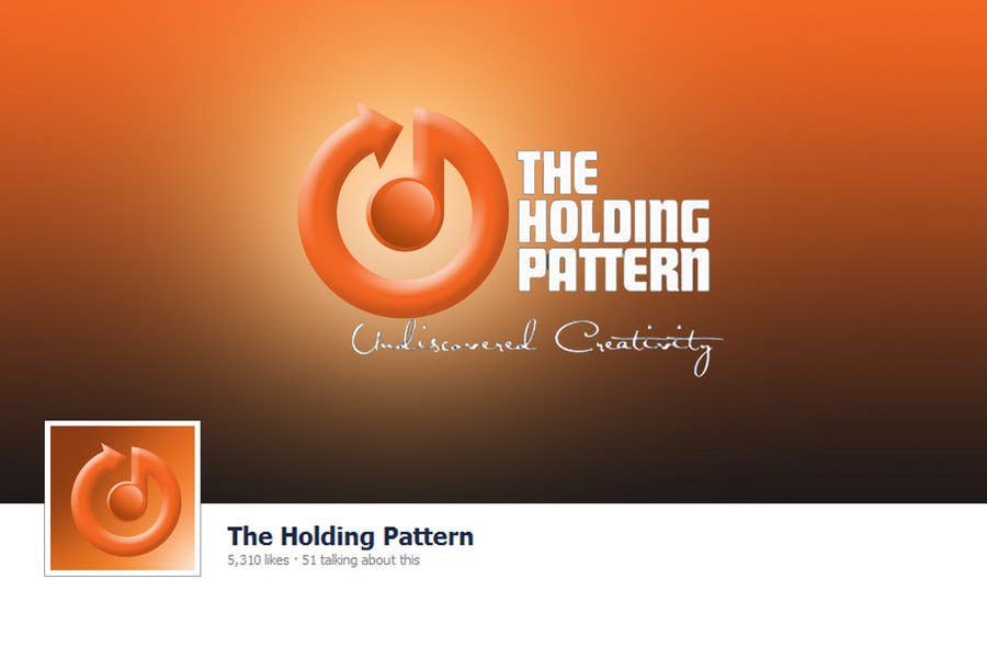 #223 for Logo Design for The Holding Pattern by rogeliobello
