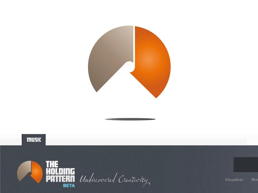 Proposition n°                                        518                                      du concours                                         Logo Design for The Holding Pattern
