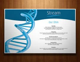 #7 para Stationery and Graphic Design for Stream Claims Services por Zveki