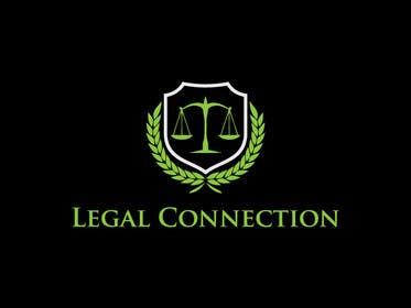 DesignDevil007 tarafından Logo needed for Legal Connection için no 12