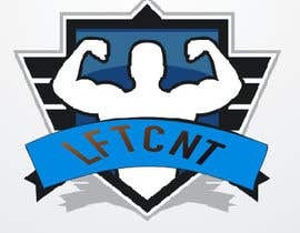 #53 para Design a Logo for LFTCNT por wucingdoomsayer