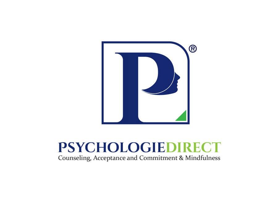 Kilpailutyö #182 kilpailussa Design a logo for psychologiedirect.nl