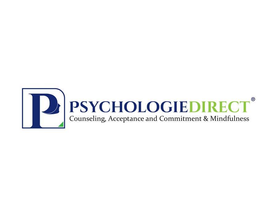 Kilpailutyö #192 kilpailussa Design a logo for psychologiedirect.nl