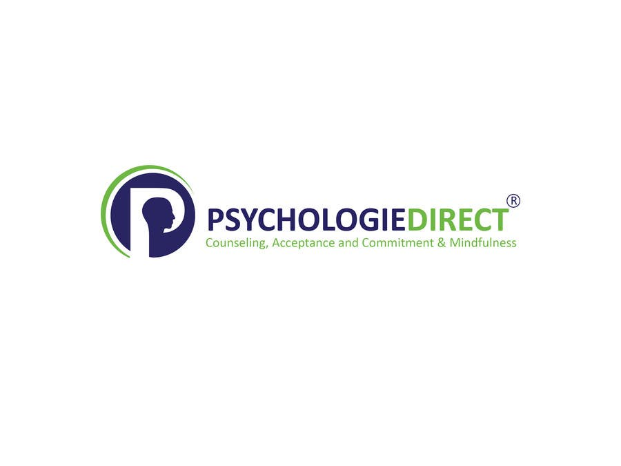 Kilpailutyö #210 kilpailussa Design a logo for psychologiedirect.nl