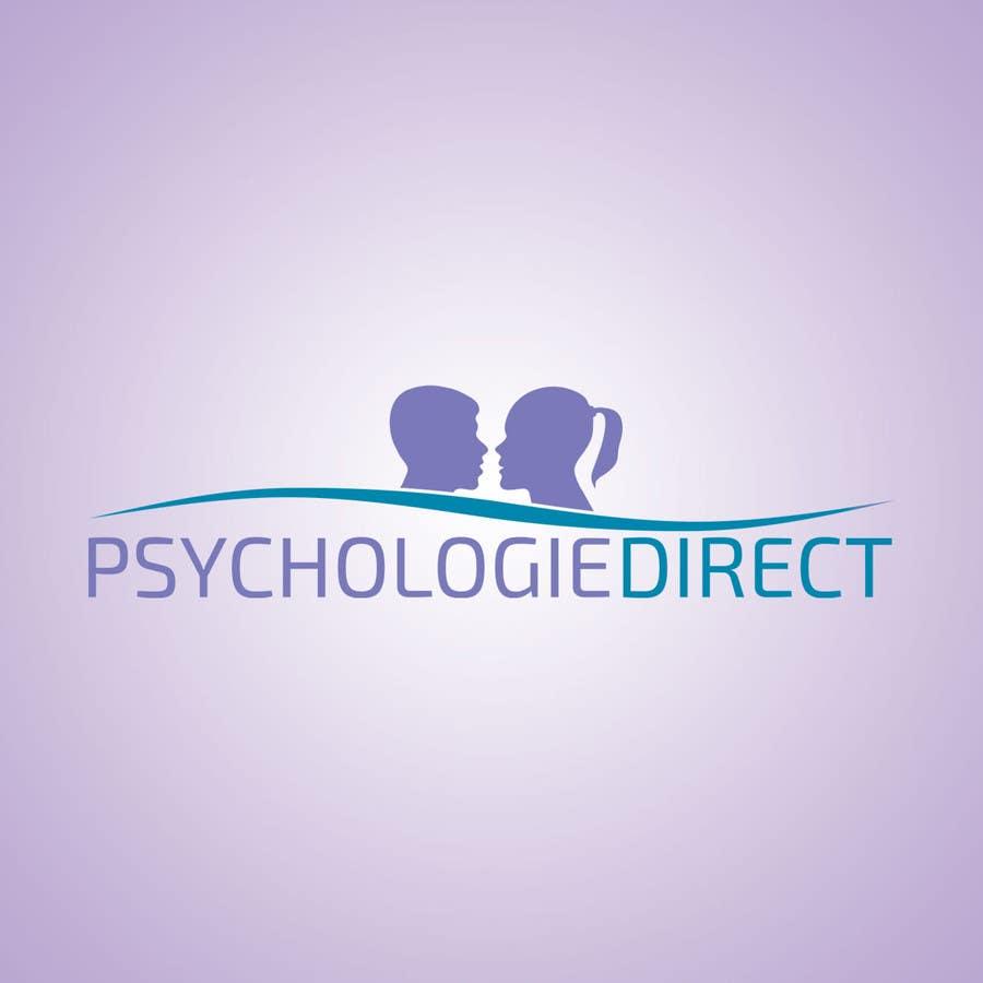 Kilpailutyö #112 kilpailussa Design a logo for psychologiedirect.nl