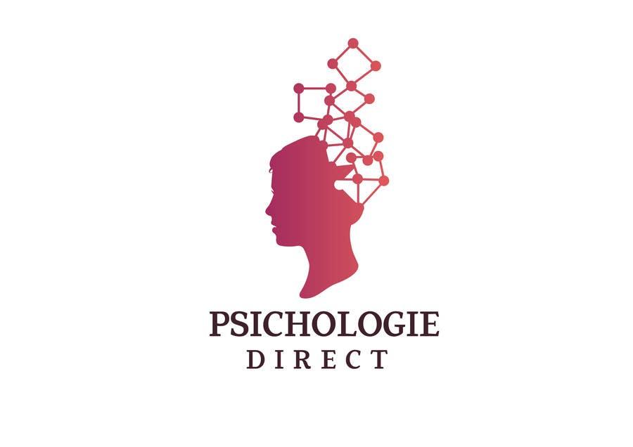 Kilpailutyö #161 kilpailussa Design a logo for psychologiedirect.nl