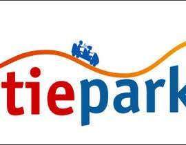 #60 for Create a logo containing a Rollercoaster for a Amusement Parc website by obrejaiulian