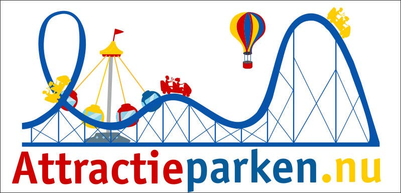 Contest Entry #72 for Create a logo containing a Rollercoaster for a Amusement Parc website