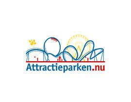#84 for Create a logo containing a Rollercoaster for a Amusement Parc website by redlampdesign
