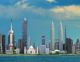 #15 for Skyline image of iconic Asia Pacifirc Buildings by vijaysoni91
