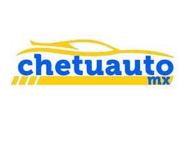 Nro 26 kilpailuun Diseñar un logotipo for chetuauto.mx käyttäjältä chakibarhalai