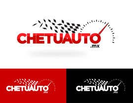 #32 for Diseñar un logotipo for chetuauto.mx af carlosbatt