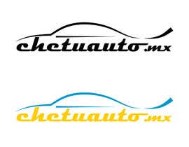 #30 for Diseñar un logotipo for chetuauto.mx af redlampdesign